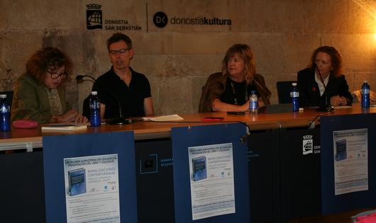 """Reseña de la presentación del libro """"Banalizaciones contemporáneas: lenguaje, sufrimiento, enfermedad y muerte"""" de Lierni Irizar"""