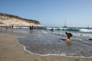 Playa de Diego Hernandez