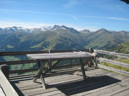 Walking in Mayrhofen