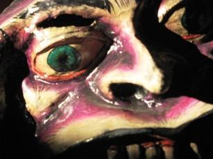 So Ugly It's Beautiful, mask detail, photo by ybonesy, July 19,2007