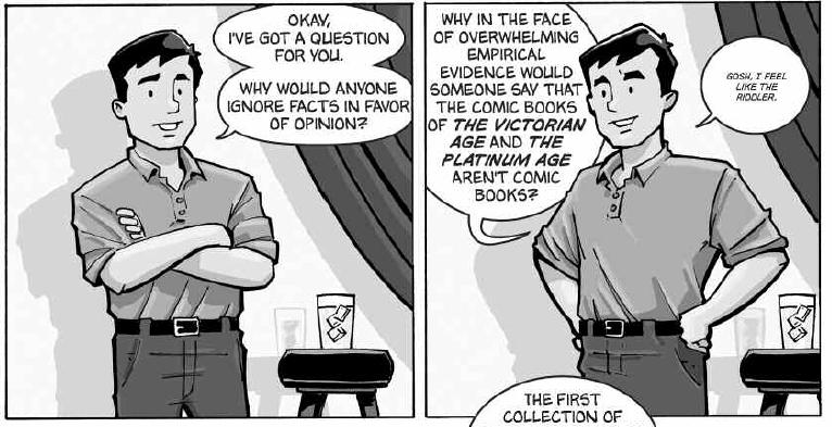 comic definition
