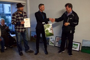 Artists in Penrith September 2017