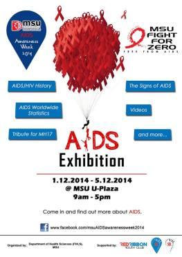 AIDS Exhibition