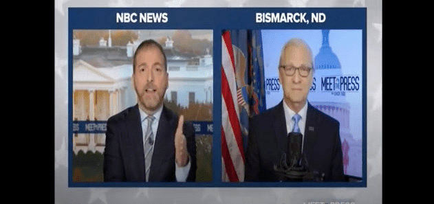 Watch: Rhino Republican Senators Turn On President Trump To Get Favor With Biden, It's 'Past Time To Start A Transition To…