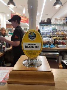 Saltaire Blondie, Pale Ale, Guiseley Morrisons