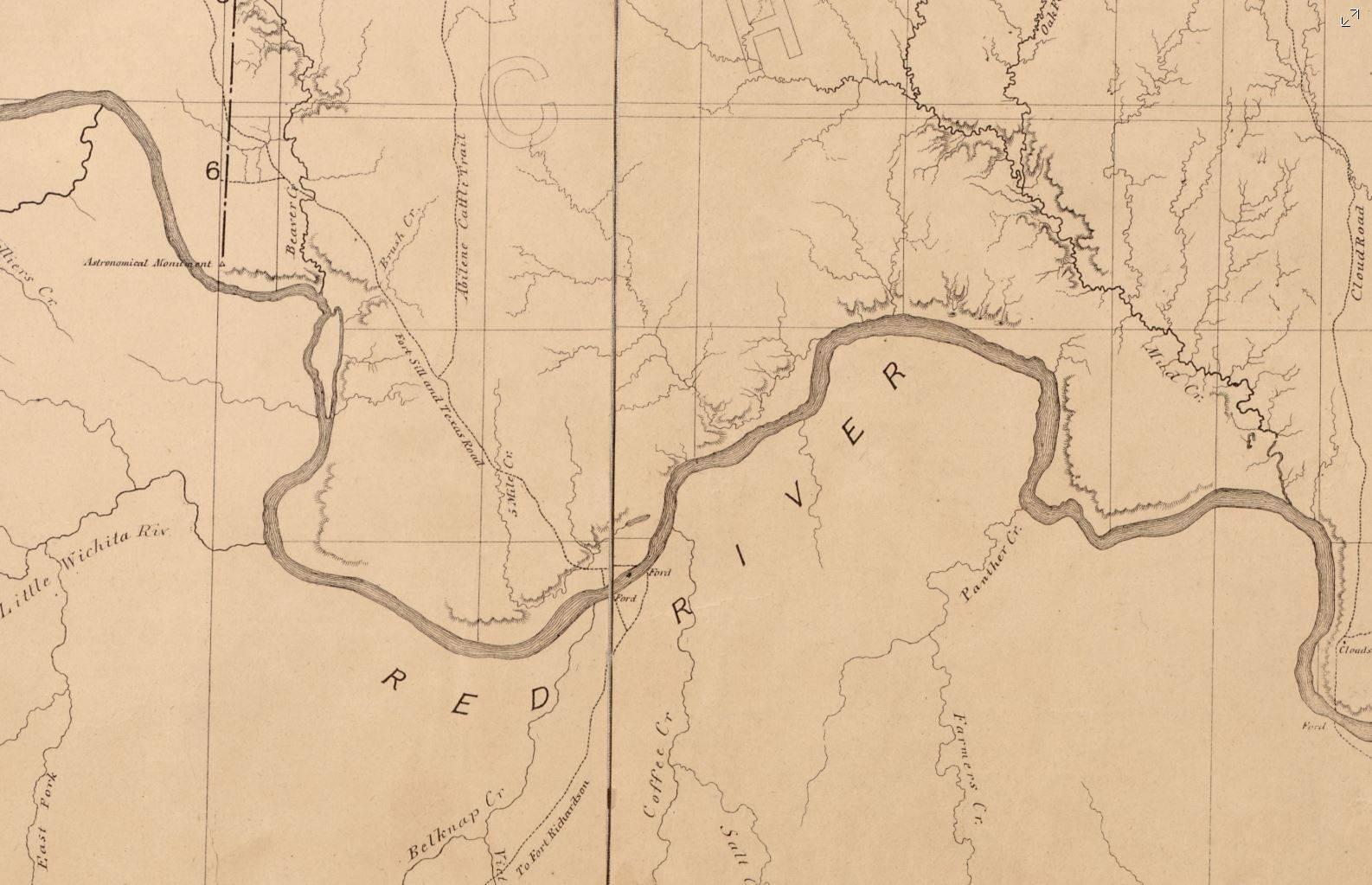 Maps Red River Historian S Weblog
