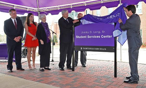 RRPJ-Student Center dedication-17Mar15