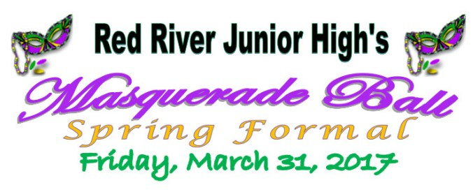 Spring formal 2017 announcement (green)