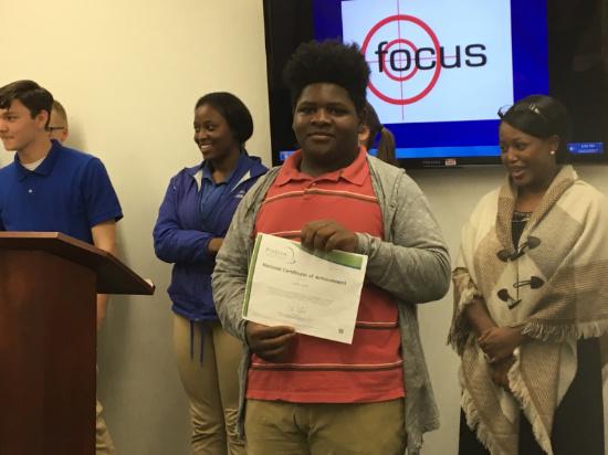 ARRPJ-ProStart Student Honored-17Nov22