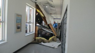 Post Office Damage