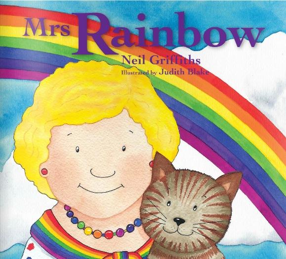 Mrs Rainbow  Red Robin Books
