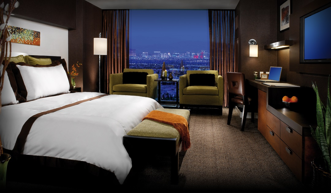 Hotel Rooms In Las Vegas  The Deluxe King Room  Red Rock