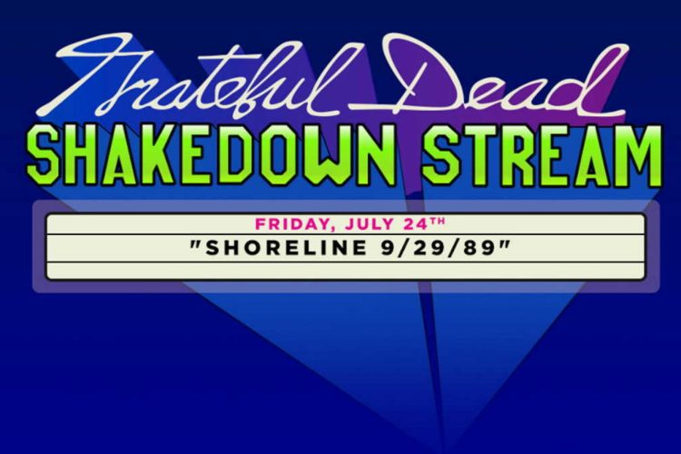 Today's Livestreams, July 24, 2020: Grateful Dead, Billy Strings, Twiddle, String Cheese & More
