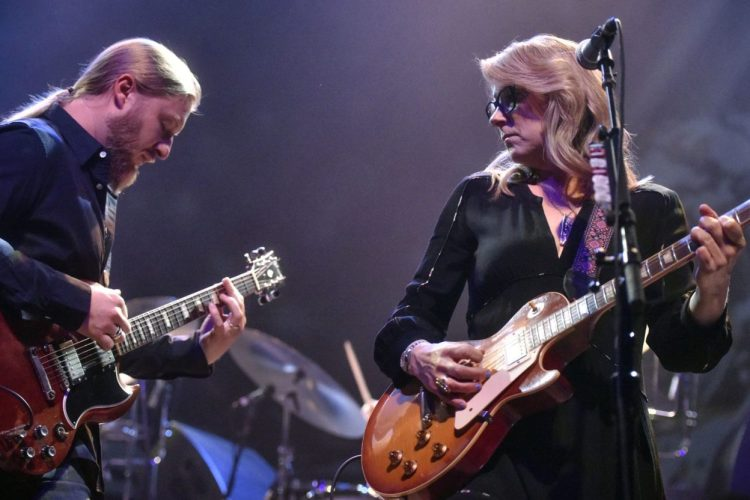 Tedeschi Trucks Band Postpones Wheels Of Soul Tour To 2022 & Changes Lineup
