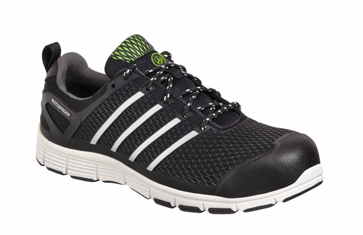 Redrok Workwear Centre Plymouth - Apache Motion Safety Trainer