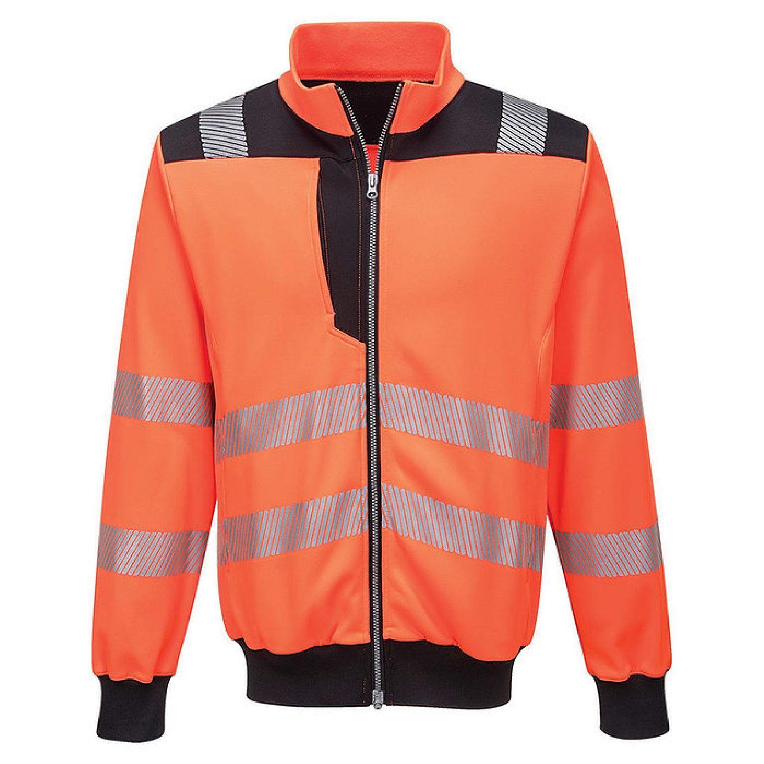 Redrok Workwear Centre Plymouth - Portwest - PW3 Hi-Vis Sweatshirt
