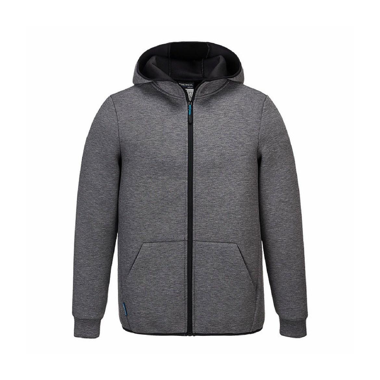 Redrok Workwear Centre Plymouth - Technical Fleece - Grey
