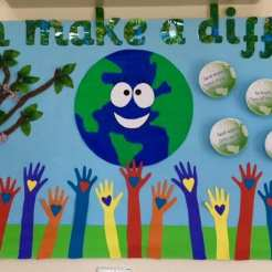 'We can make a difference' Display