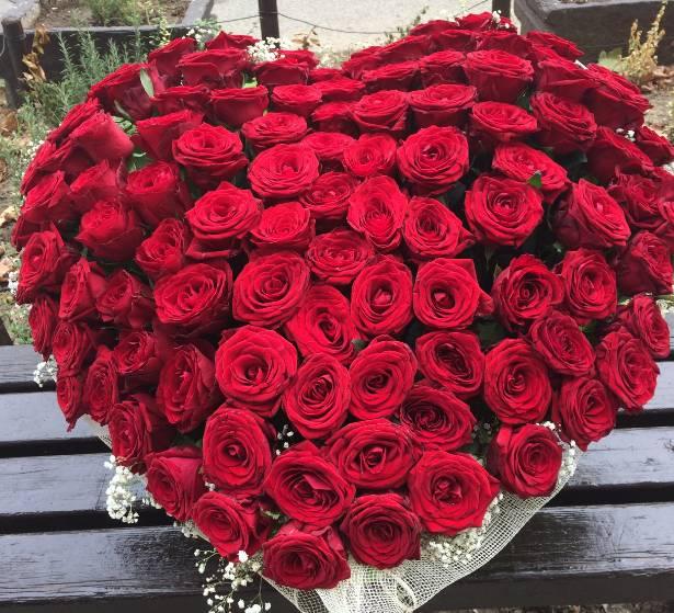 Korpa 101 ruža 15