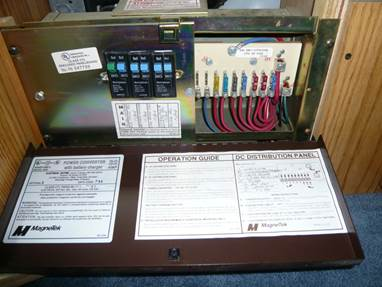 Motorhome Wiring Schematic Red Rover Electrical Page