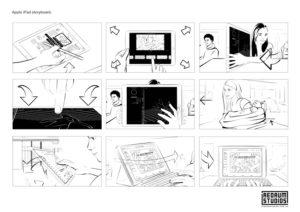 Storyboard Artist and Illustrator