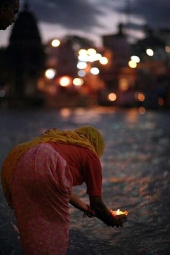 Rishikesh in India 5