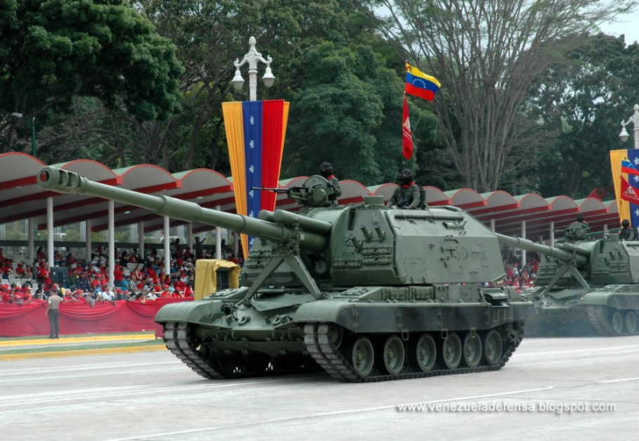 Venezuela Defensa-Obus Msta-s