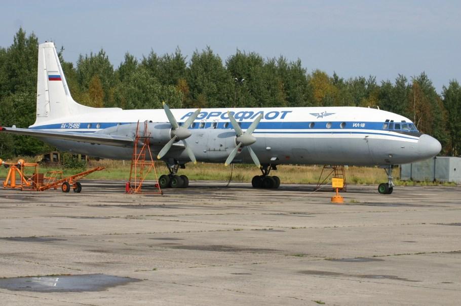 RA-75496_Ilyushin_IL.18_Aeroflot_(7382191864)
