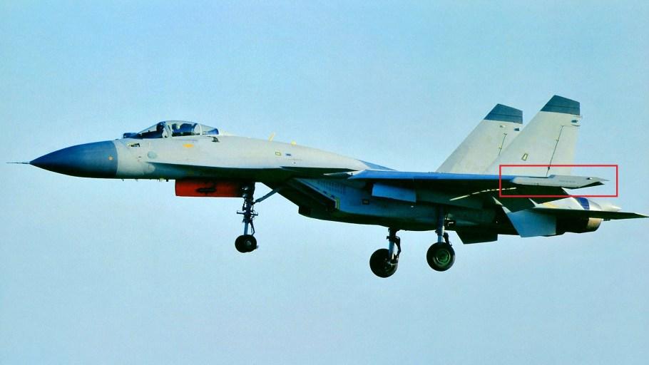 Shenyang-J-15-Flanker-D+-Prototype-8