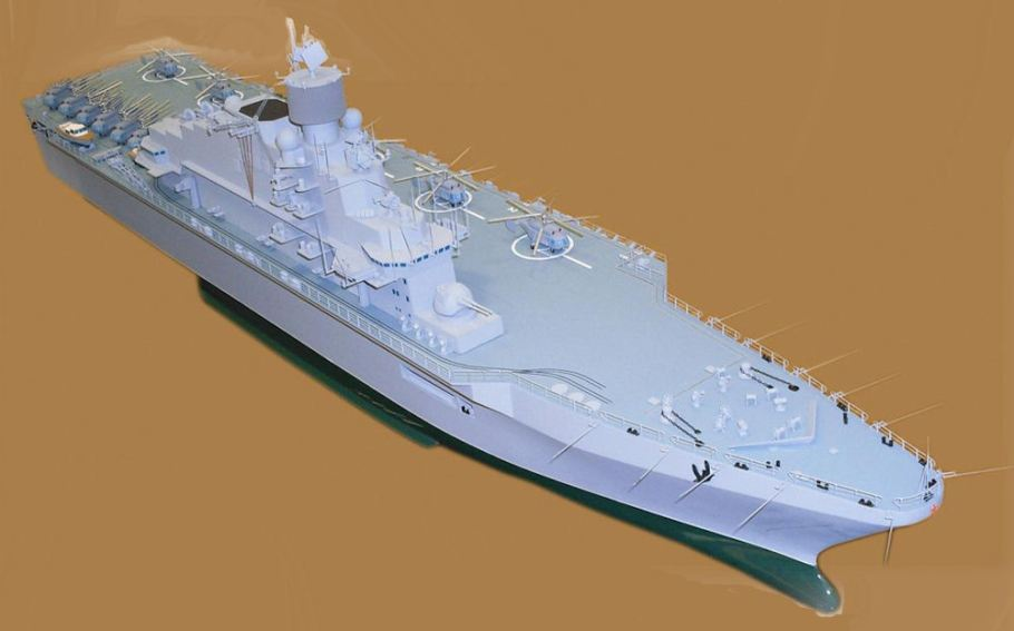 Russia-Project-11780-LHD