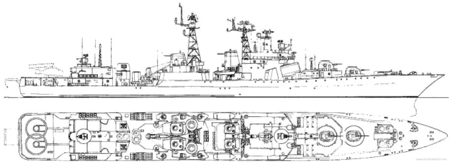 ussr-admiral-panteleyev-1993-udaloy-class-destroyer
