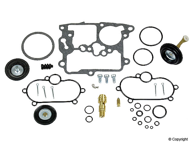 Carburetor overhaul kit 84-87 civic, and crx Carburetor