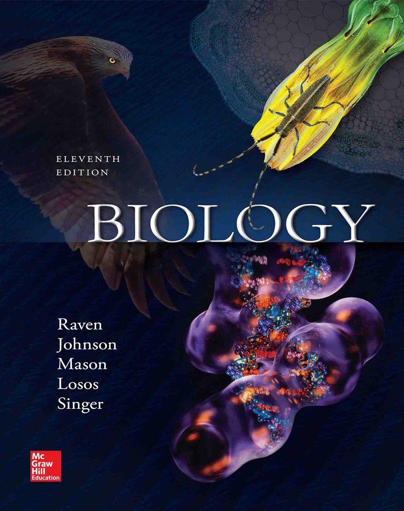 Book Biology Raven