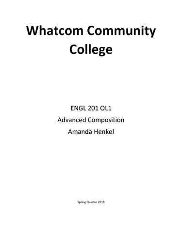 Whatcom Community College Bookstore