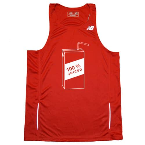 Men's 100% Juiced Singlet