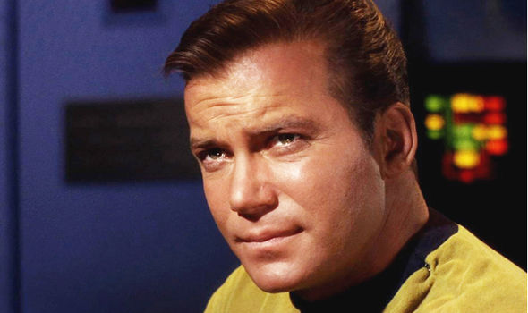 Image result for captain kirk