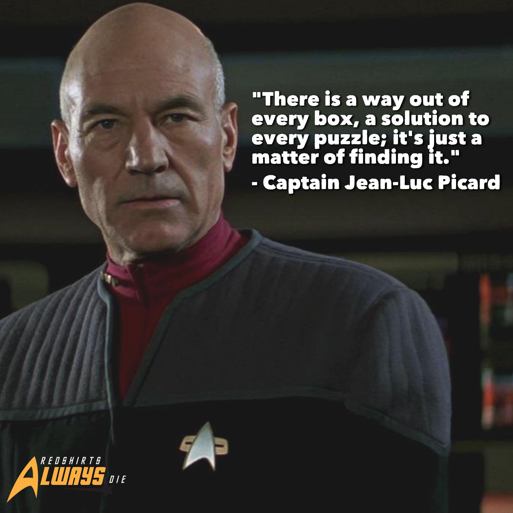Friend Quote Picard Star Trek