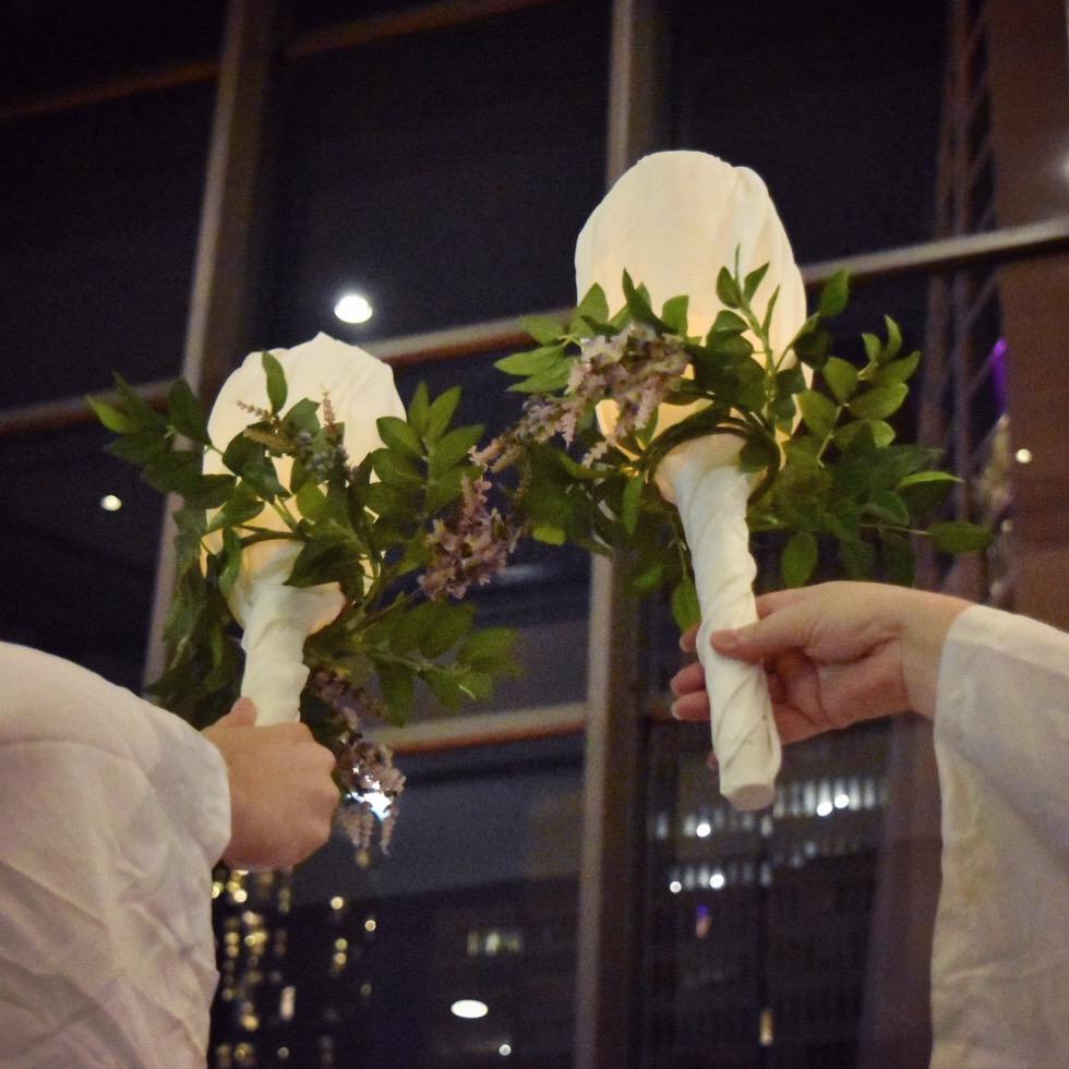 Outlander Inspired Druid Lanterns (DIY)