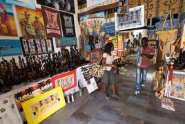 Senegalese Shop