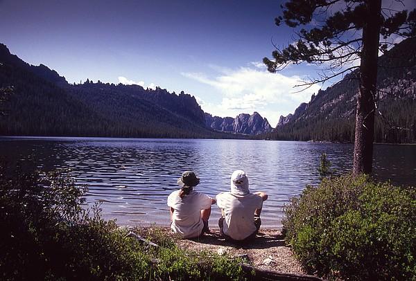 Shiprock Lake, ID