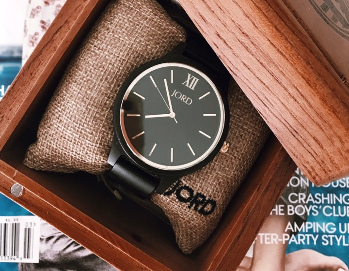 Spring's Must Have Wooden Watch