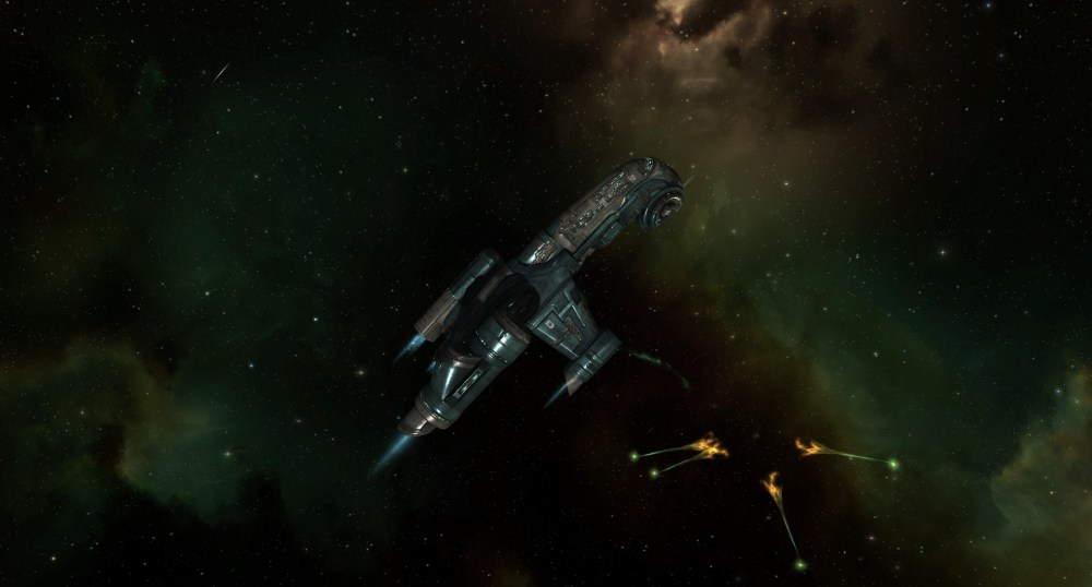 Eve Online: Free stuff? Don't mind if I do! (1/2)