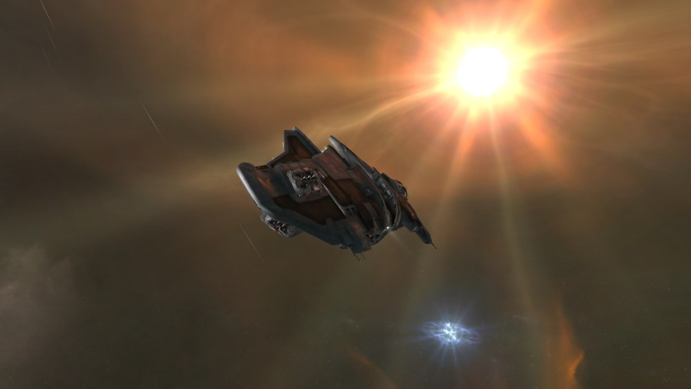 Eve Online: (Almost) My first solo kill