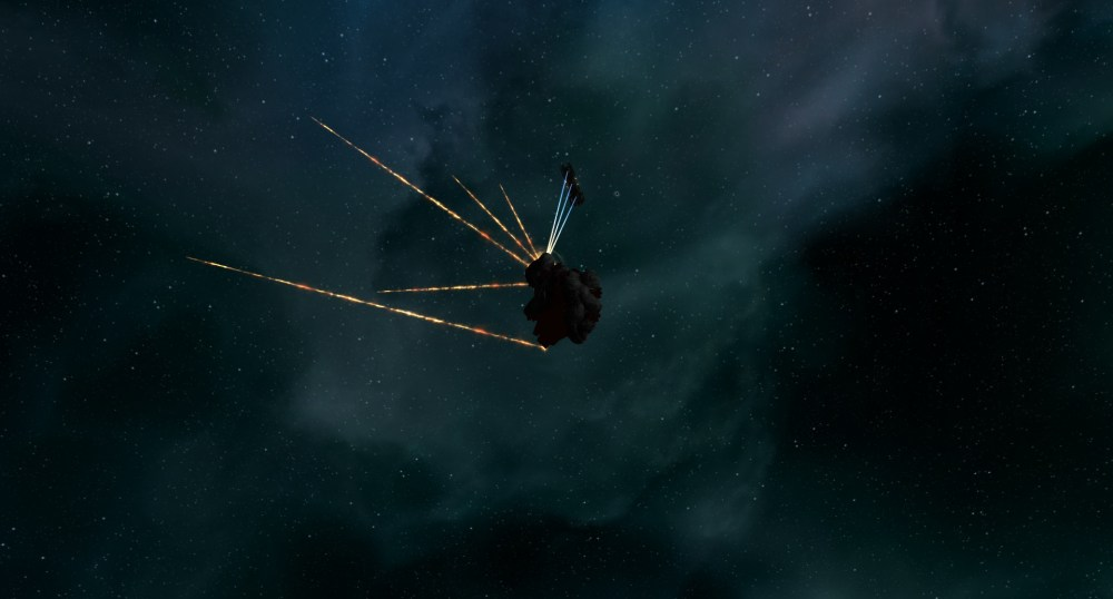 Eve Online: Killing Sleepers is my business, and business is...wait, where'd all my sites go? (2/3)