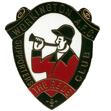 Workington AFC Simply Reds Lottery Results – December 2018