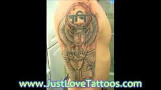 Egyptian Tattoo Ideas
