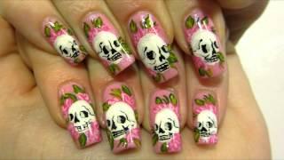 Girly Skull Tattoos