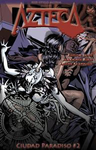 Azteca Issue 2
