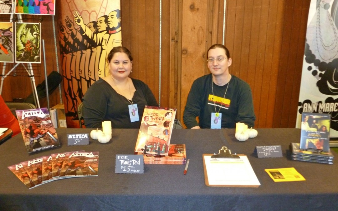Red Stylo Rocks the Alternative Press Expo!
