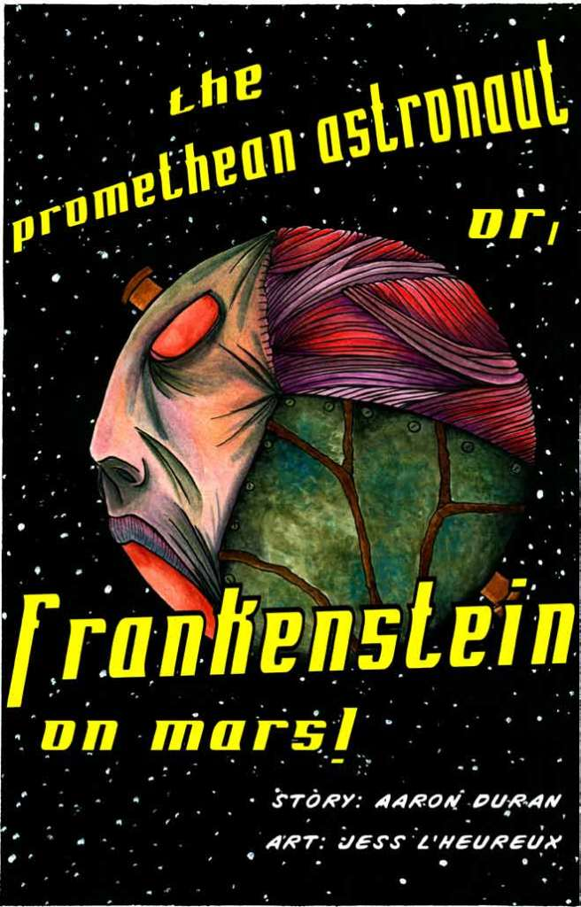 Frankenstein on Mars